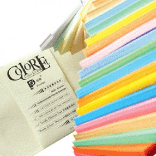 Color Jet C6 Envelope