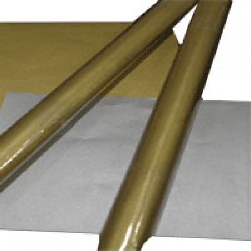 Gold & Silver Packaging Paper