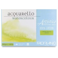 Fabriano Artistico 100% Cotton Watercolour Paper