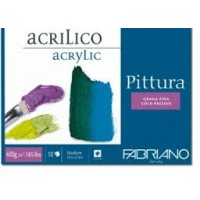 Fabriano Pittura Block for Acrylics