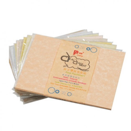 Real Parchment C6 Envelope