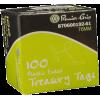 Premier-Grip Plastic Ended Treasury Tags